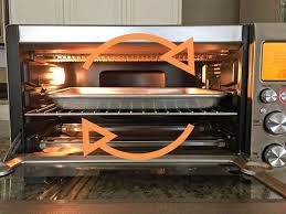 convection toaster ovens use a built in fan to circulate warm air the warm air