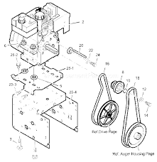 craftsman 536887990 parts list and diagram ereplacementparts com snowblower engine diagram Snow Blower Engine Diagram #11