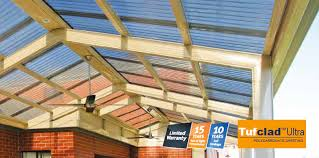 tufclad ultra polycarbonate roofing
