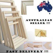 <b>Wooden Canvas</b> Stretcher Bars & <b>Frames</b> for Artists for sale   eBay