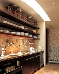 Kitchen Wine Rack Wine Storage Above Kitchen Cabinets