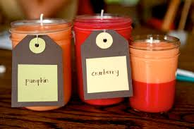 making scented candles at home. Also read: How to make candles