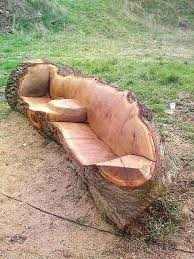 furniture made from tree stumps. Tree Stump Chair Reward Pad Trunk Furniture Garden Seats Full Image For Table And Chairs Made . From Stumps