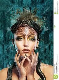 make up medusa buscar con google