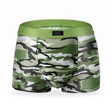 <b>men's</b> military camouflage printed <b>bamboo underwear</b> man ...