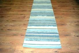 striped rugs turquoise runner rug blue and white gradated uk photo 3 o