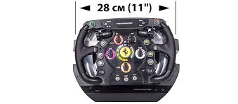 But the general communication with this car doesn't change compared to recent ferraris. Technical Data About The Thrustmaster Ferrari F1 Wheel A T500 Rs Add On