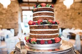 A Guide To Naked Wedding Cakes Bijou Wedding Venues