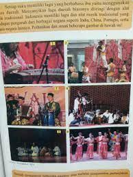 Beberapa contoh alat musik ini misalnya drum, marakas, simbol, tamborin, timpani, triangle, konga, timpani, kastanyet, rebana, tifa dan kendang. Jenis Alat Musik Asal Nya Cara Memainkannya Dan Digunakan Pada Brainly Co Id