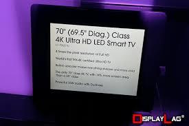 sharp 70 inch tv 4k. sharp\u0027s information sheet for their 70-inch ultra hd display. sharp 70 inch tv 4k