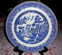 Blue China Pattern Fascinating Johnson Brothers Blue Willow China Replacements