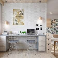 home office layout. Interesting Office Create A Neutral Background Home Office Layout Intended