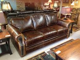 Distressed Leather Sofa 95 with Distressed Leather Sofa