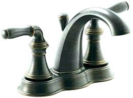 delta bronze bathroom faucet image of faucets sink oil rubbed shower