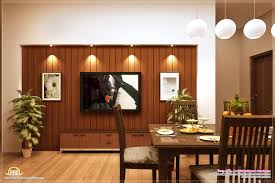 Dining Room Set And Pendant Lighting With Wall Unit Also Wood Floors For  Indian Traditional Interior