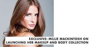millie mackintosh makeup brushes