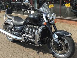 tales from the it side triumph rocket iii roadster totally