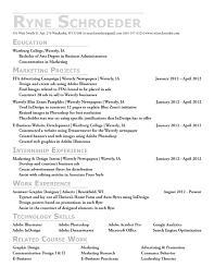 internship resume format psychology resume samples  seangarrette coryne schroeder resume internship resume sample   internship resume