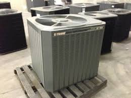 trane 2 ton ac unit. used trane heat pump condenser unit 3.5 ton 2 ac o