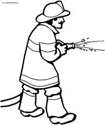 fireman color page coloring pages for kids family people and jobs coloring pages printable coloring pages color pages kids coloring pages