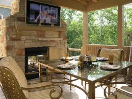 outdoor patio deck area throughout stylist design rustic fireplace mantel decorating