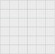 1 2 Inch Grid Paper Printable Graphing Pinterest Graph Paper