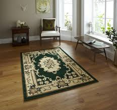 marrakesh dark green rug