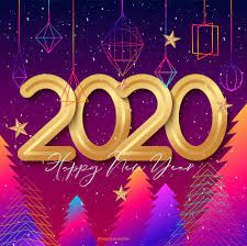 80 Happy New Year Wallpapers 2020 to ...