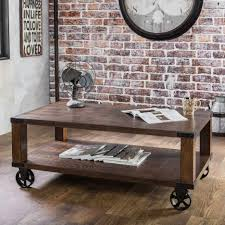 Industrial Fan Coffee Table Interesting Designs Of Coffee Table With Wheels Room Design Car