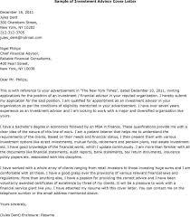 Banking Cover Letter Sample Resume Letters Job Application