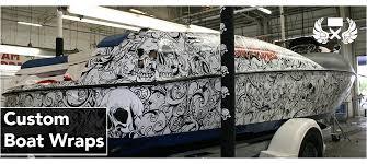 Custom Vinyl Boat Wraps Fort Lauderdale Florida
