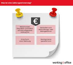 Dies kann hilfreich sein beim abheften oder raussuchen neue rechnung schriftlich anfordern : Zahlungserinnerungen Gekonnt Formulieren Kostenlose Vorlagen Workingoffice De