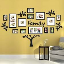 family frame wall decor photo frame wall decor ideas astonishing cool to display family picture less family frame wall decor