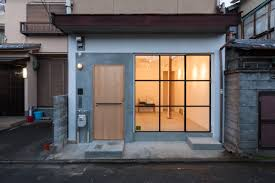 Modern Japanese Houses 1920s House Restored Into A Modern Home By Shimpei Oda