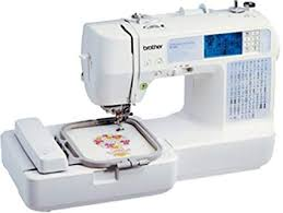 Computerized Sewing And Embroidery Machine