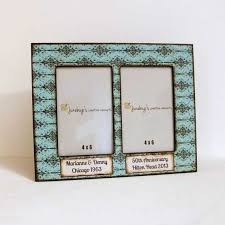 4 6 double frame turquoise black scroll by junebugscc 28 00 inspiration of picture