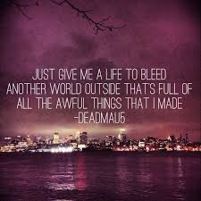 Beautiful Lyrics Quotes Best of Professional Griefers Deadmau24 QuotesDesign Pinterest