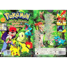 ANIME DVD ~ Pokemon Season 3 The Johto Journeys(1-52End)