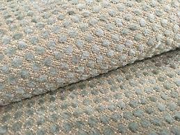 Jane Shelton Luxury Velvet Dot Upholstery Fabric- Chelsea Aqua 1.50 yd  4603-6 | eBay