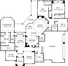 one story luxury house plans peachy design ideas 15 4 bedroom