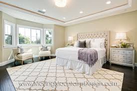 Bedroom Staging. Master Bedroom Temple City Home Staging Project