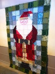 Santa Rag Quilt done. &  Adamdwight.com