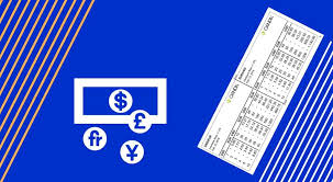 Pocket Sized Exchange Rate Currency Cheat Sheet Oanda