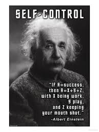 Einstein Quotes Adorable SelfControl Einstein Words To Live By Pinterest Success