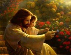 Image result for free to use jesus and little children