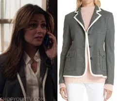 Emily Rhodes Fashion, Clothes, Style and Wardrobe worn on TV Shows   Shop  Your TV