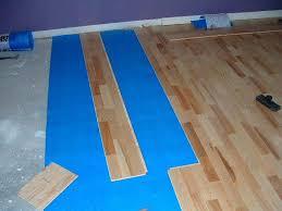 install wood floor ash floating wood flooring installed in a hallway can i install wood floor over linoleum