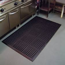 Rubber Floor Kitchen Restaurant Rubber Flooring Droptom
