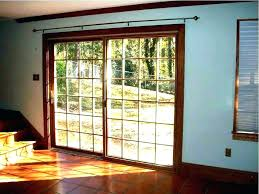 replace sliding replacing sliding glass door with french door how to clean glass shower doors