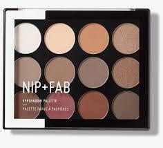 eyeshadow palette sculpted nip fab